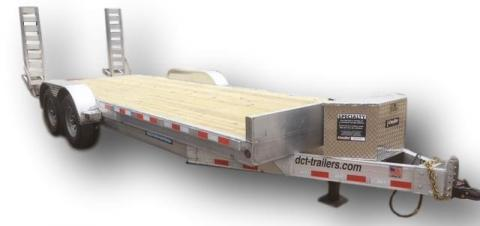 Aluminum Trailers (DCT Silverline) | Dell Rapids Custom Trailers on