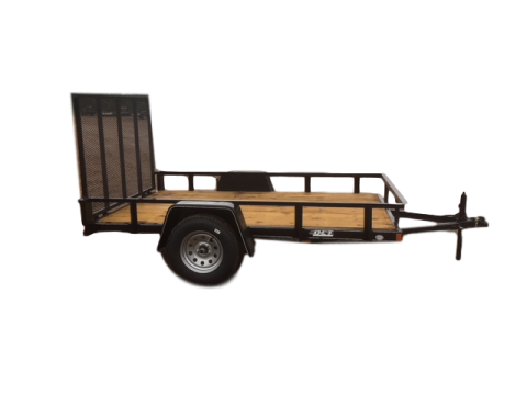 Utility Trailers | Dell Rapids Custom Trailers on